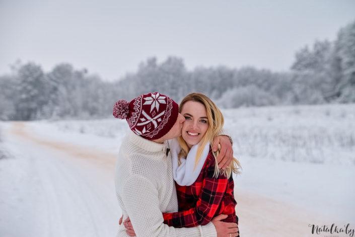Love story Настя + Паша