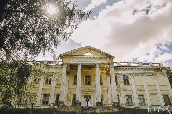 Свадьба Кирилл и Надя: сборы и прогулка