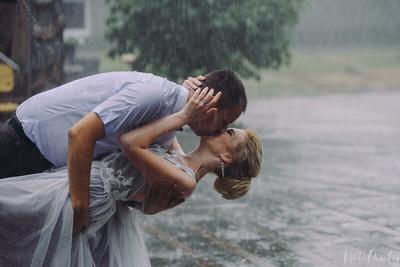 Свадьба под открытым небом О&В