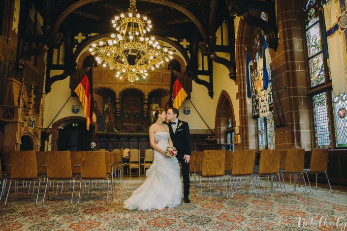 Свадьба в Германии А&В